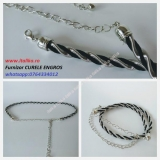 curele dama metalice SILVER CHAIN